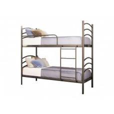 Двухъярусная металлическая кровать Маргарита фабрика Металл дизайн, фото 3
