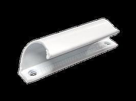 Ручка балконная белая