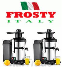 Соковижималки Frosty (Італія)