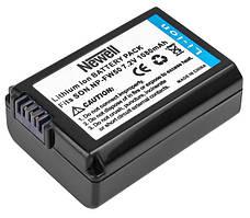 Аккумулятор Newell NP-FW50 (1080 mAh) (NP-FW50)
