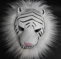 Маска білого тигра