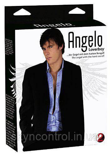 Секс-лялька чоловік Angelo Loverboy Doll