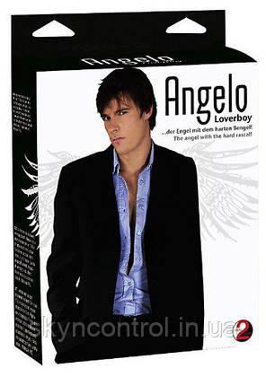 Секс-кукла мужчина Angelo Loverboy Doll, фото 2