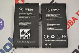 Оригинальный Аккумулятор АКБ (Батарея) для Sigma X-treme IQ67 (2000 mAh 3.7V)