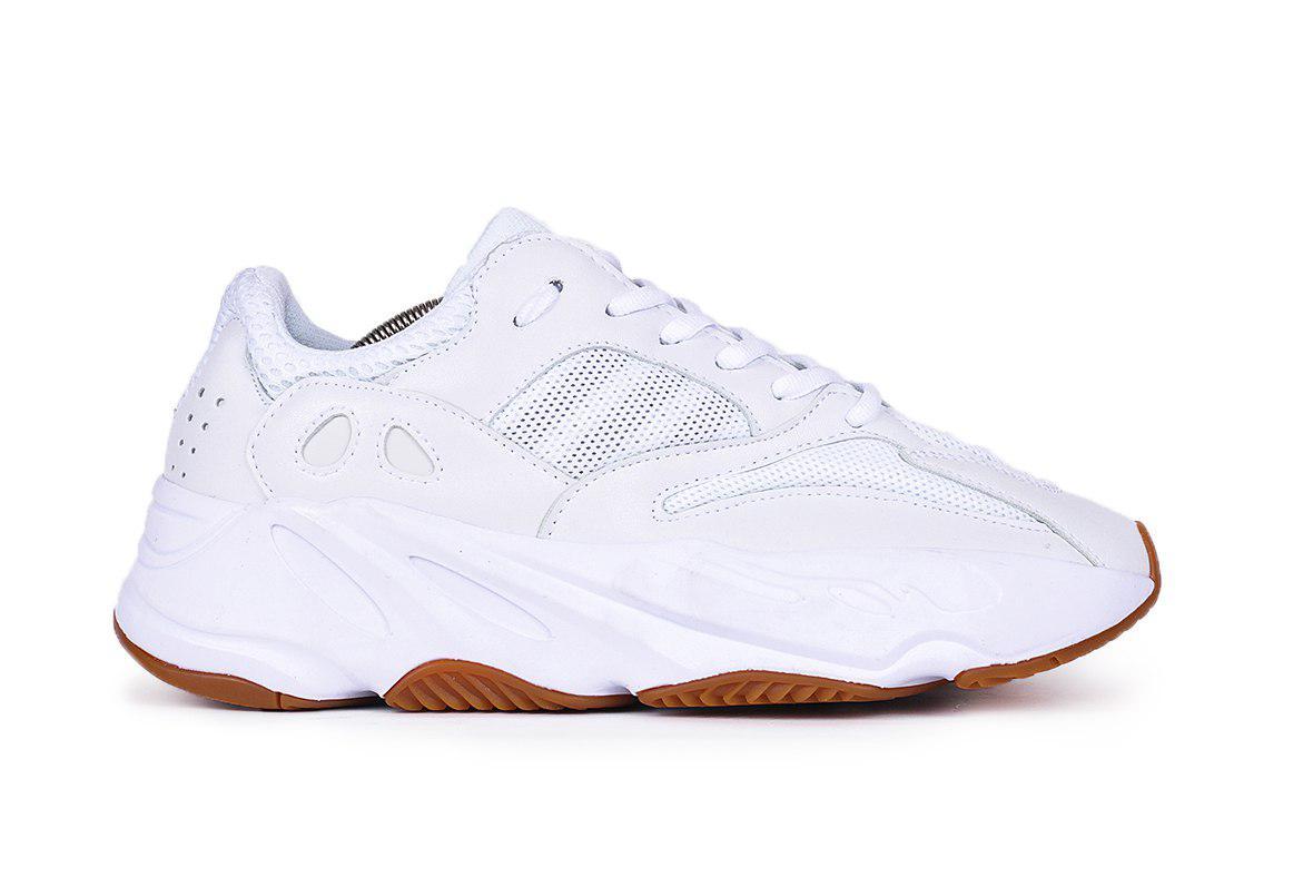 56bcb7df3ce0c Мужские кроссовки Adidas Yeezy 700 Boost White Gum