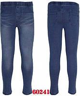 Леггинсы джинсовые для девочек, GRACE, размер 134.,146, арт. G 60241