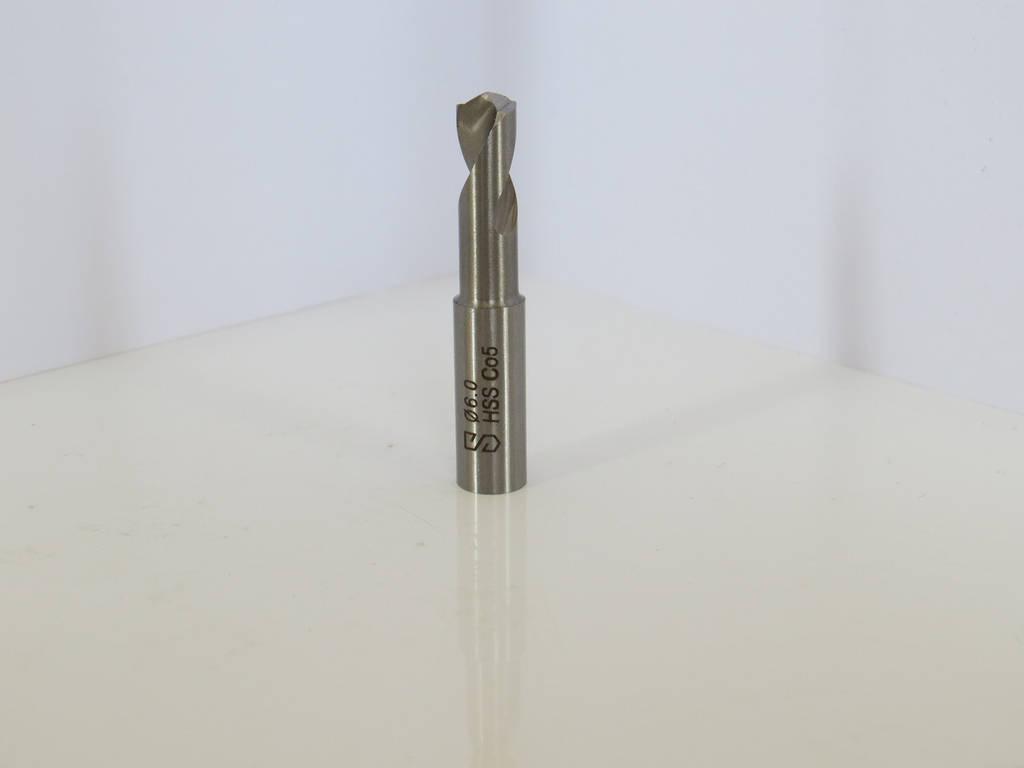 Сверла для точечной сварки 6х45 HSS Co5