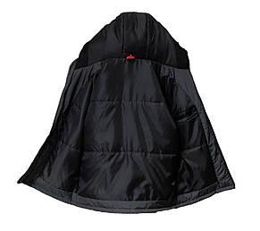 Спортивная демисезонная мужская куртка NIKE с капюшоном, фото 2