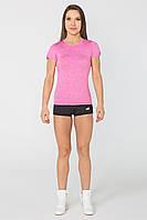 Спортивная женская футболка Radical Capri SG (original), рашгард с коротким рукавом, компрессионная