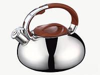 Чайник со свистком 3,0л. Peterhof PH-15547