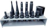 Набор насадок для заклёпочника пневматического для клёпки тормозных накладок (колодок)  NNZPTN