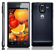 Бронированная защитная пленка для экрана Huawei Ascend P1 XL