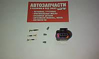 Разъем датчика 3 контакта разборной без провода (1J0973703) пр-во VAG