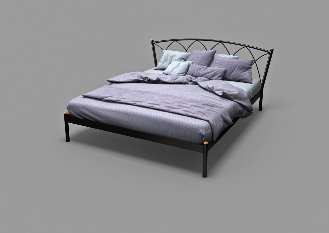 Кровать металлическая Жасмин. Кровать Jasmin