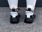 Женские кроссовки Louis Vuitton Archlight Black (в стиле Луи Витон) черные, фото 5