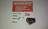 Разъем датчика 4 контакта разборной без провода (1J0973704) пр-во VAG