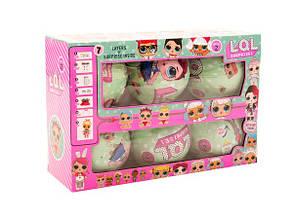 Вторая серия кукол LOL Surprise
