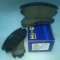 Колодки тормозные передние HYUNDAI  Elantra, Sonata, Tucson, Coupe