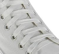 Шнурки обувные 1 м, плоские цветные Kiwi (пачка 72 пары)
