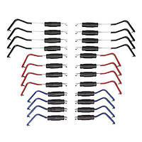 Комплект маленьких крюков (8 шт) для адаптеров QuickGrip 3-D стенда РУУК HUNTER 20-2731-1