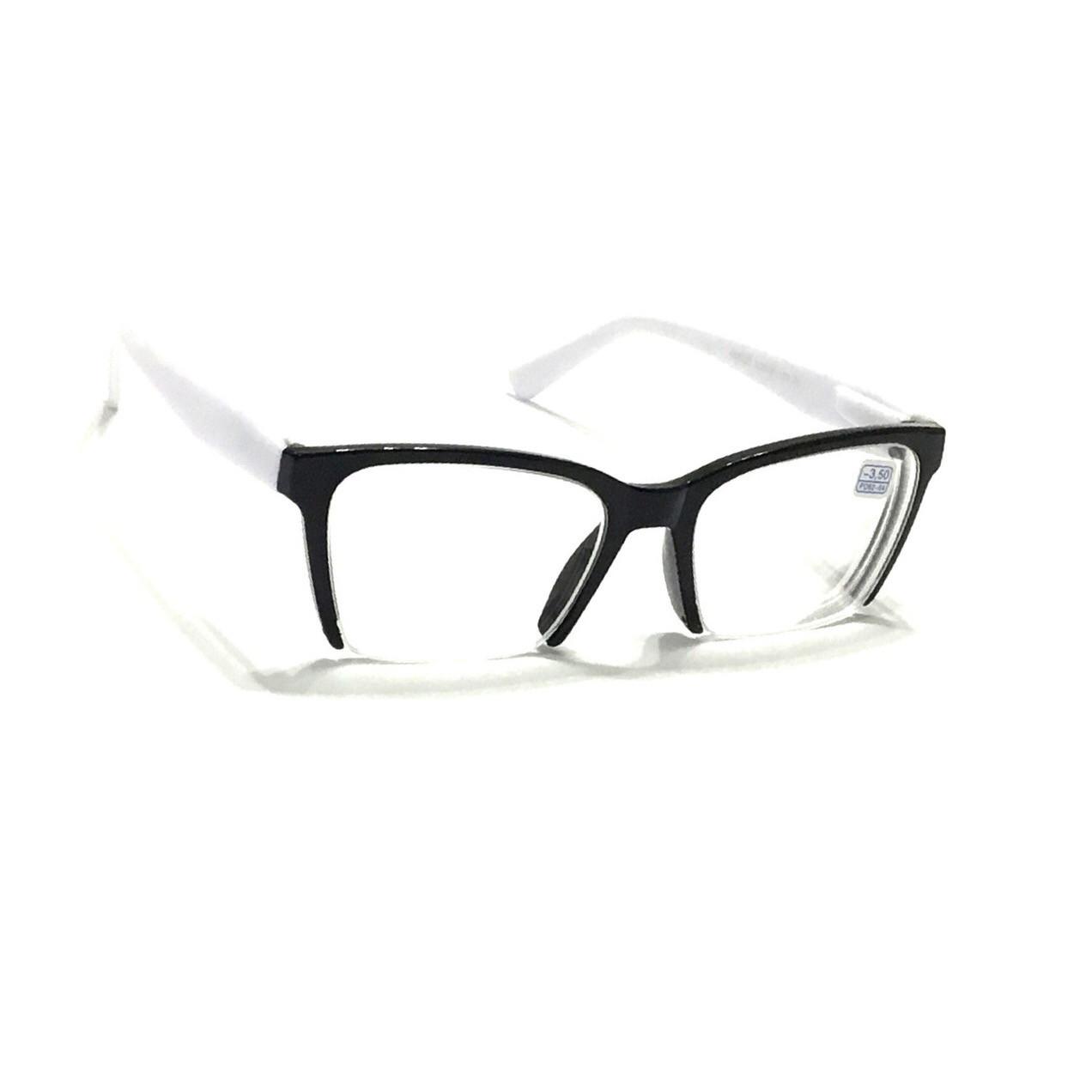 Молодіжні окуляри в пластиковій оправі