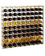 Винная полка RW-8 9x9 для 81 бутылки, фото 1