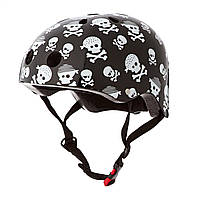 Шлем детский Kiddimoto Skullz, размер M 53-58см (HEL-55-48)