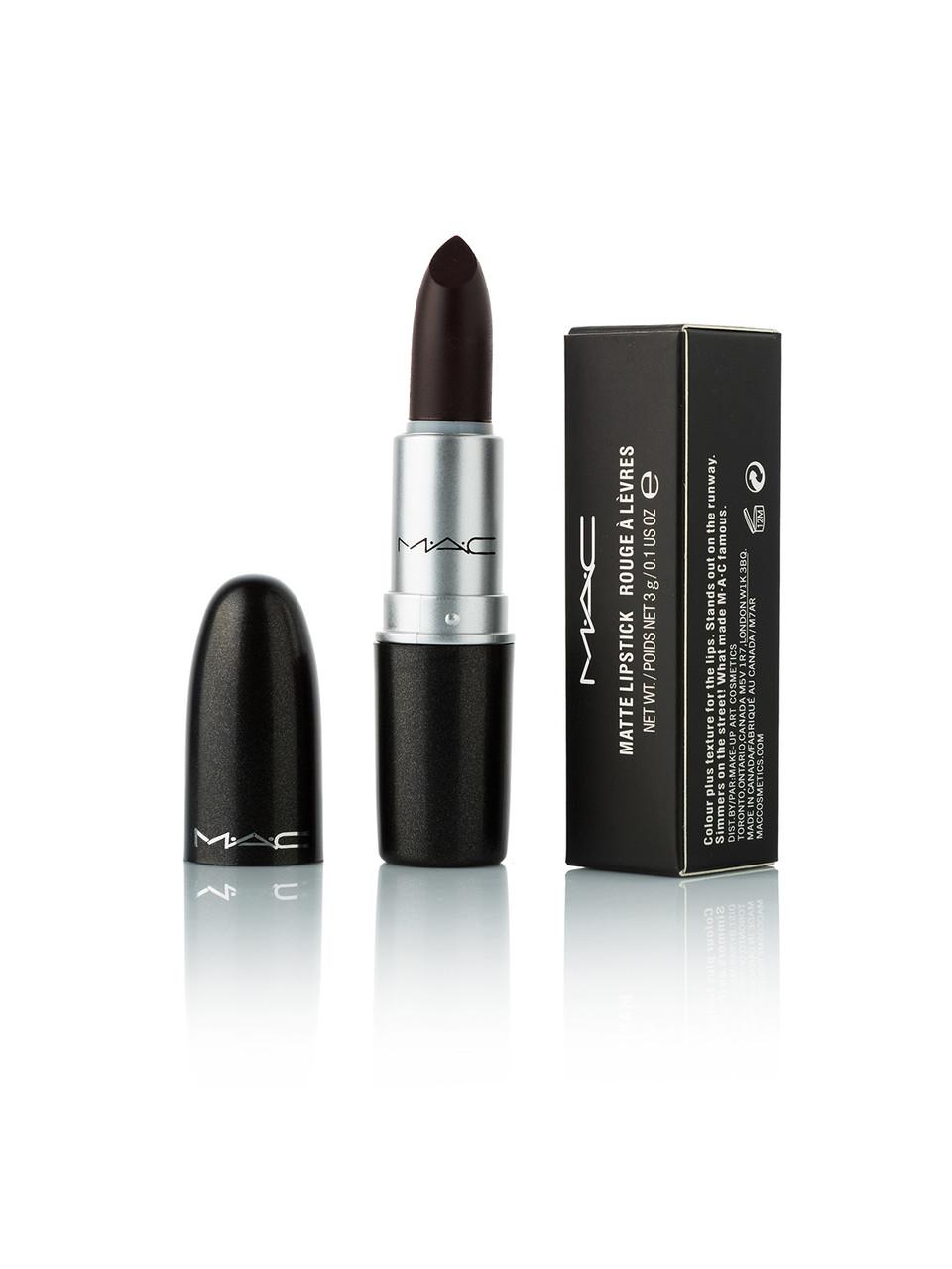 Помада для губ матовая MAC Lustre Lipstick Rouge a Levres (палитра 12 шт.) 8813