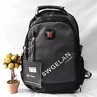 Рюкзак Swissgear, модель 1416. Универсальный рюкзак. Отдел под ноутбук. Usb, вывод под наушники.