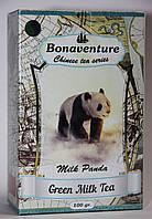"""Чай Китайський відбірний зелений Bonaventure""""Milk Panda 100 гр."""