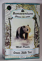 """Чай Китайский отборный зеленый Bonaventure""""Milk Panda"""" 100 гр."""
