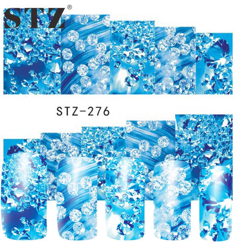 Наклейки для ногтей STZ-276