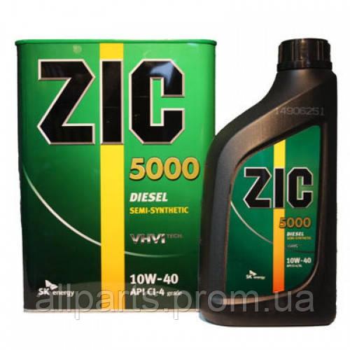Новое поступление самого именитого корейского масла ZIC