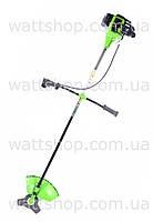 Коса бензиновая КЕДР БГ-3700 (3700Вт 3 ножа в комплекте)