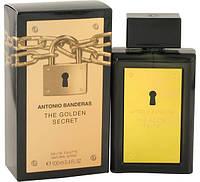 Мужской парфюмAntonio Banderas The Golden Secret 100ml копия