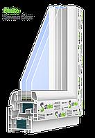 Металлопластиковые окна Steko R 700 Seven Star