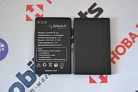 Аккумулятор АКБ (Батарея) для Sigma Comfort 50 Mini3 (Аналог Nokia) (850 mAh 3.7V)