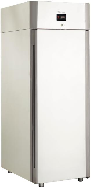 Холодильник универсальный Polair CV107-Sm Alu