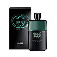 Качественная реплика мужского парфюмаGucci Guilty Black Pour Homme 100ml