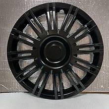 Колпаки на колеса Argo R13 Fobos черный