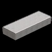 Ступень бетонная прессованная (серая), фото 1