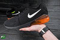 Кроссовки мужские стильные Nike Air Max 270 (найк аир макс)  (реплика), фото 1