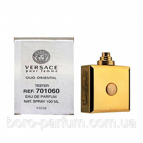 Tester женский Versace Pour Femme Oud Oriental продажа цена в