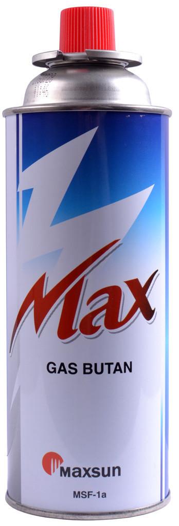 """Газ для портативных газовых приборов """"MAXSUN"""" синий (Корея)"""
