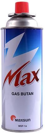 """Газ для портативных газовых приборов """"MAXSUN"""" синий (Корея), фото 2"""