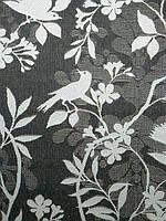 "Ковер безворсовый, рогожка "" Птицы"" 2x3 м., фото 1"
