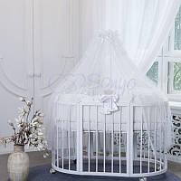 Детский постельный комплект из 7 элементов All Baby, жемчужный, фото 1
