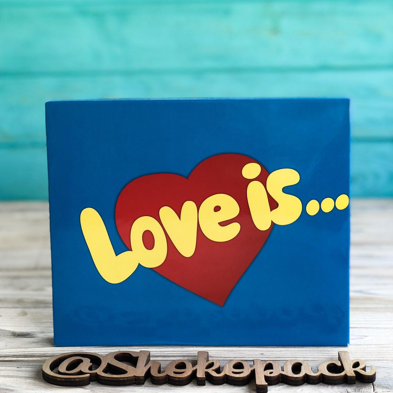 Шоколад Love is, фото 1