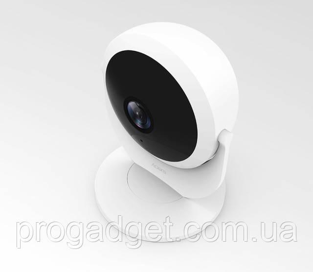 Камера xiaomi mijia aqara WiFi IP Camera 1080p 2.0 mp с датчиком движения. Видишь суслика? Нет? А она видит!