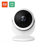 Камера xiaomi mijia aqara WiFi IP Camera 1080p 2.0 mp с датчиком движения. Видишь суслика? Нет? А она видит!, фото 1